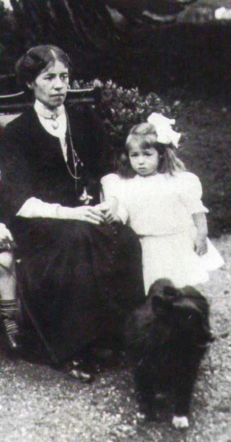 *MILLVINA DEAN ~ was the youngest of all passengers on the Titanic.  She was nine weeks old and survived the disaster with her mother and 23 month old brother. Millvina was also the last surviving passenger, dying in 2009.