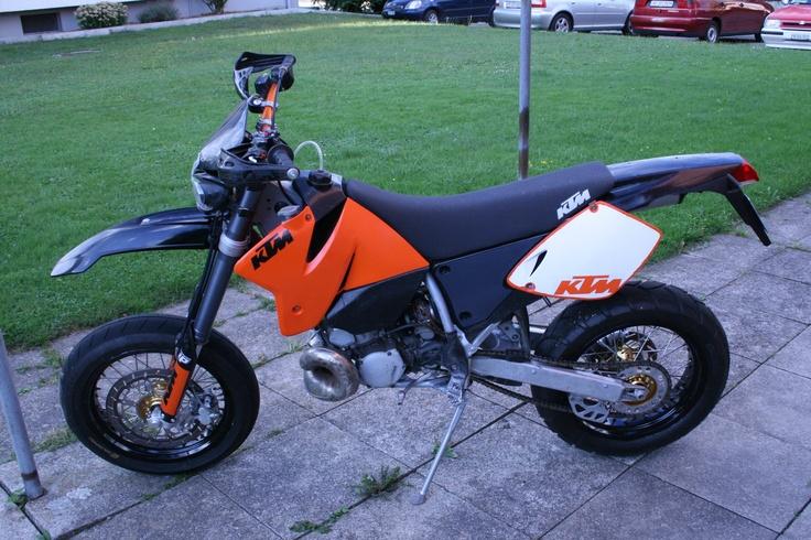 KTM 380 EGS