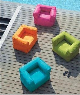 Les 25 meilleures id es concernant fauteuil gonflable sur - Pouf gonflable exterieur ...