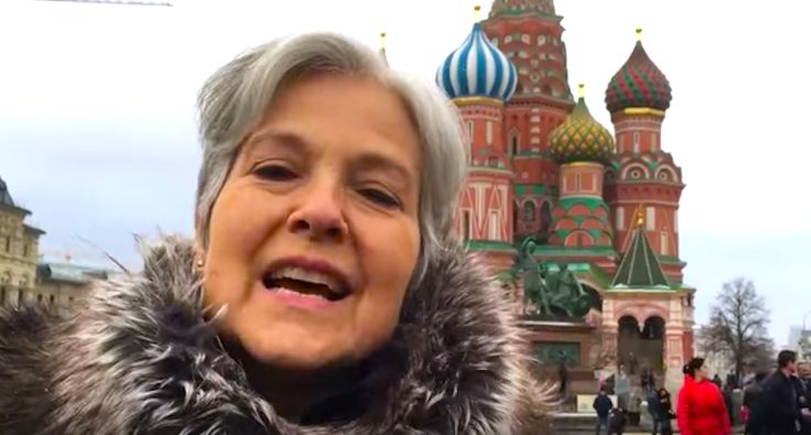 Here's how Jill Stein helps Putin promote his right-wing agenda to the American left
