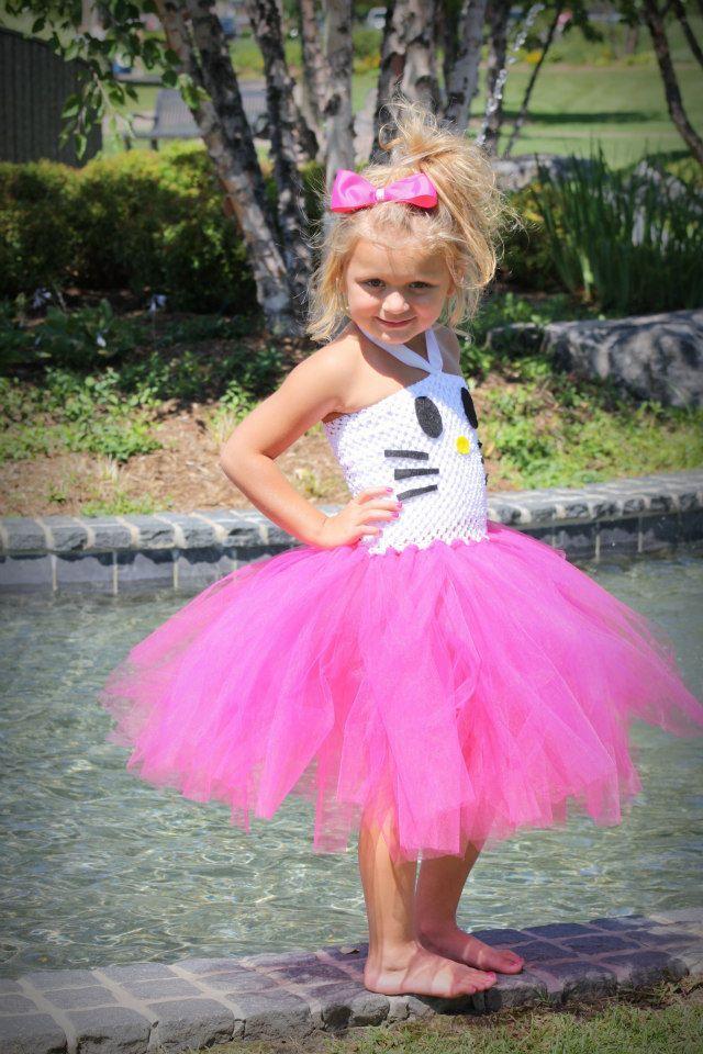 Hello Kitty Tutu Dress $35