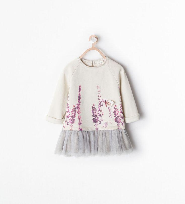 Image 1 of PHOTO PRINT DRESS from Zara