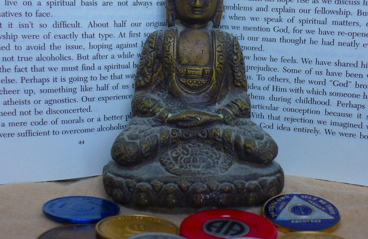 In my most recent piece for The Fix, I explore the relationship between Buddhism and Addiction Recovery. Please take a look!