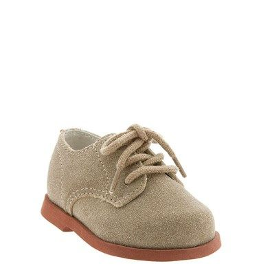 Ralph Lauren Layette Morgan Oxford Crib Shoe Baby