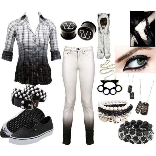 Untitled #125, created by mydeadlydreams on Polyvore