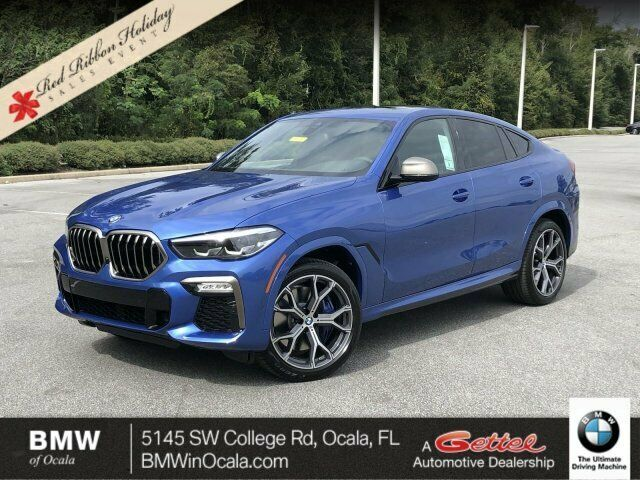 2020 Bmw X6 M50i 2020 Bmw X6 M50i 0 Miles Riverside Blue Metallic Sport Utility Twin Turbo Premiu Bmw Bmw X6 Twin Turbo