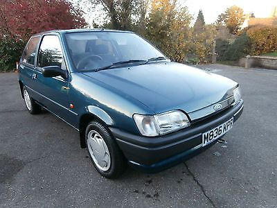 1995 Ford Fiesta Sapphire ,one Lady Owner,only 39000 Miles,12 Months Mot,fsh,tax   - http://classiccarsunder1000.com/archives/12277