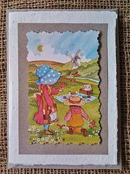 Windmill - Plantable Greeting Card