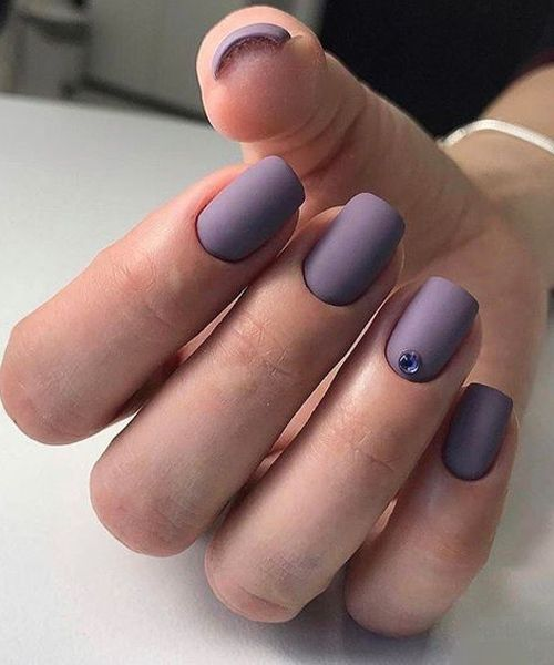 Top 34 Overwhelming Mate Nail Art Designs to Try Right Now