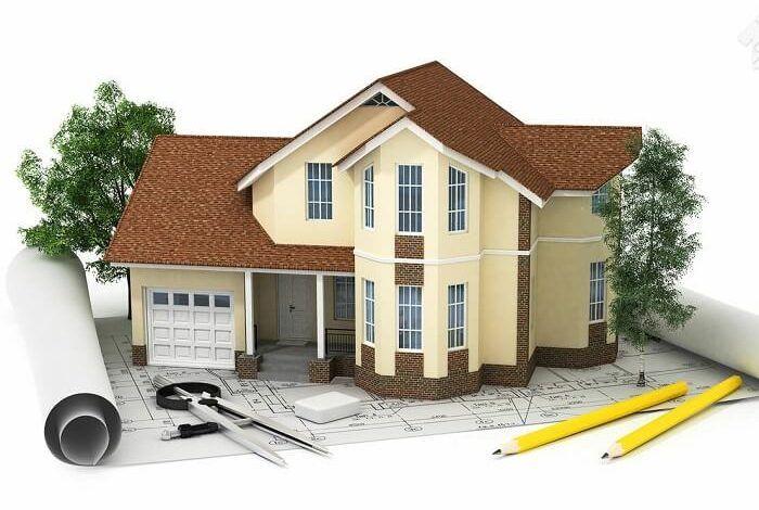 Komple Villa Tadilati House Blueprints House Villa
