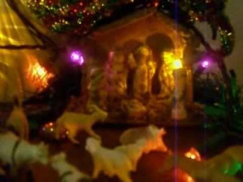 En este video nos muestra como es el canto el dia de la navidad que solo lo celebran en algunos lugares, en cada casa donde exixte un niño dios ba mucha jente y visitan el niño y cantan un canto para que despierte y despues de que terminan de cantar, ponen dulces en un plato con el niño dios y toda la jente pasa y le da un veso y toma uno de los dulces y los dueños de la casa dan atole y tamales a toda la jente  y haci toda la jente ba para todas las casas donde hay niños dioses