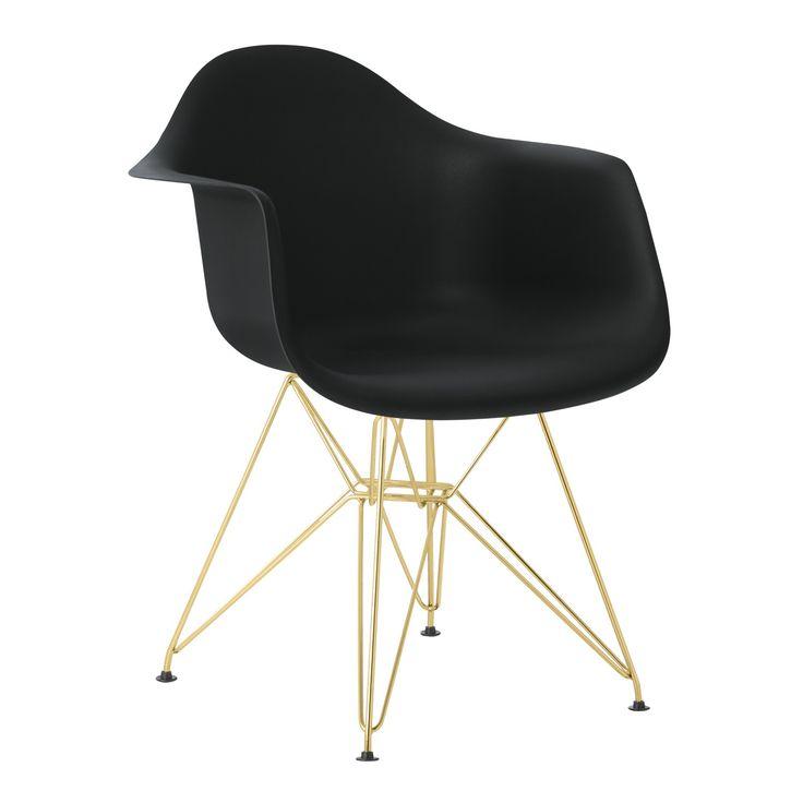 Chaise avec accoudoirs IMS Métal - SKLUM | Chaise ...
