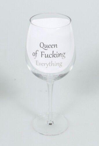Viinilasi Queen 14,90€