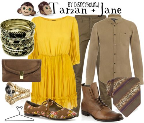 I just need to find the Tarzan to my Jane :)