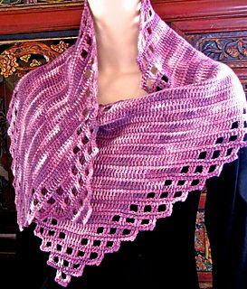 Ravelry: Warm Aeroette pattern by Vashti Braha
