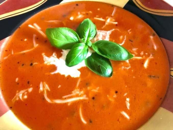 Einfach und Lecker – Schnelle Tomatensuppe