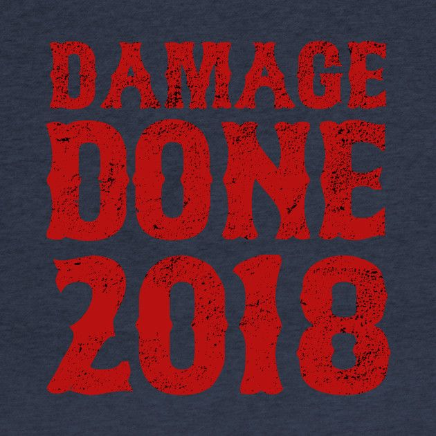 finest selection 25d27 533e1 Redsox - T-Shirt on TeePublic. The damage is done so grab ...