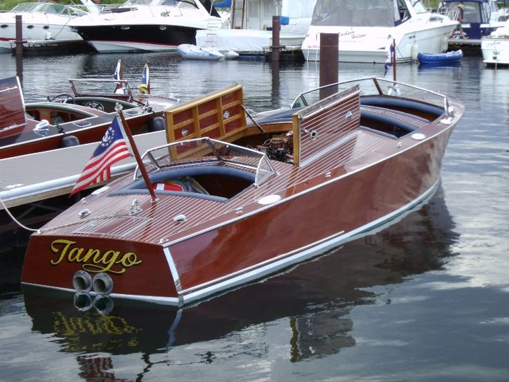 97 Best Vintage Wooden Boats Images On Pinterest