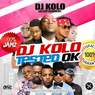 FRESH MIXTAPE: DJ KOLO  TESTED OK MIX ft Harrysong   Whatsapp / Call 2349034421467 or 2348063807769 For Lovablevibes Music Promotion   The Ever blazing mix supreme and scratch king drops a brand new mix with current Nigeria hits titled TESTED OK with Five Star Music singer Harrysong on the intro. TRACKLIST 1. DJ Kolo x Harry Song  Reggae Blues skit. 2. Psquare  Bank alert 3. Phyno ft Olamide  Fada Fada 4. Xten ft Oritsefemi  Normal 5. Lord Corner ft Reekado Banks  Your Heart 6. Selebobo ft…