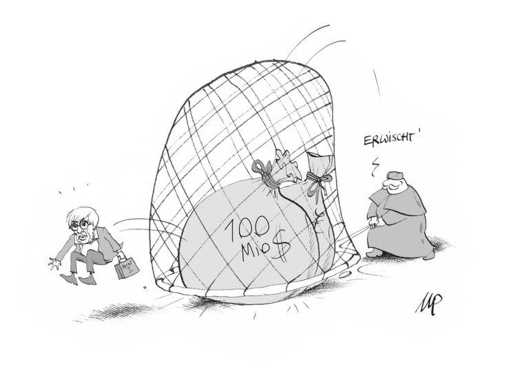 #Pammesberger: Bernie Ecclestone im Netz der bayerischen Justiz (06.08.2014)