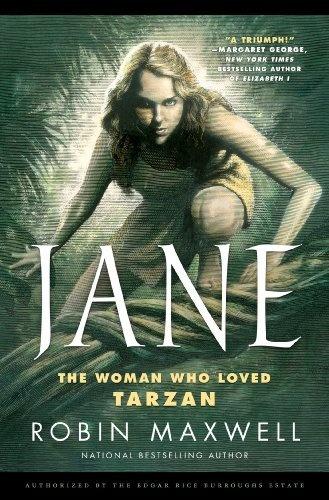 Jane: The Woman Who Loved Tarzan by Robin Maxwell, http://www.amazon.com/dp/0765333589/ref=cm_sw_r_pi_dp_DQEYqb04YYDYJ