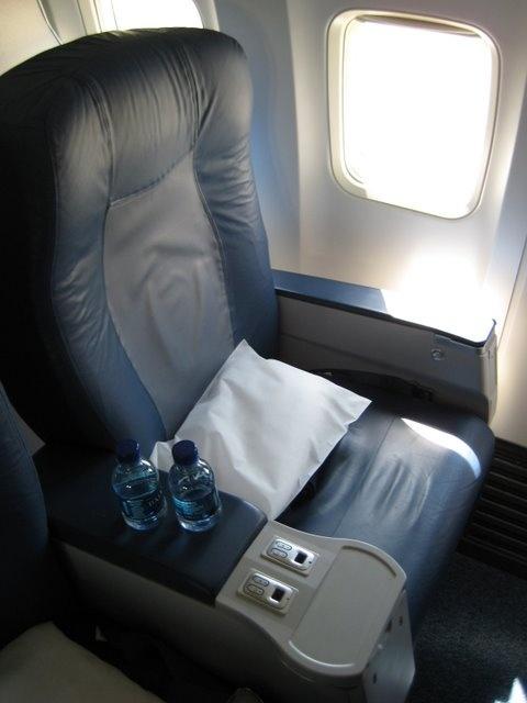 Fly First Class Internationally