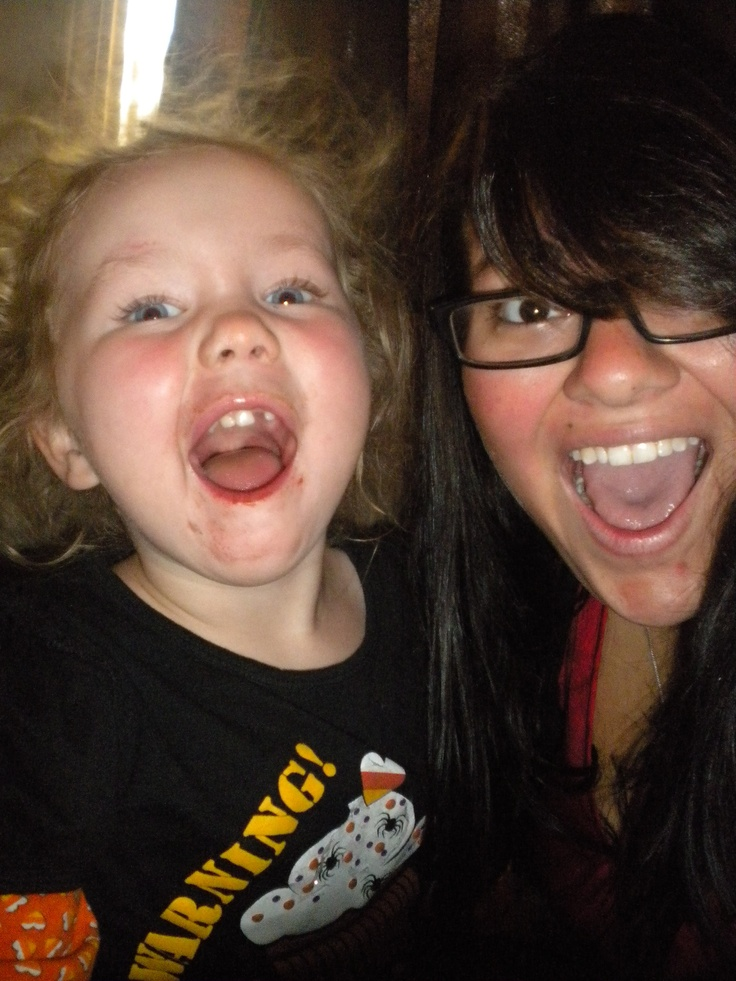 My baby cousin Emi