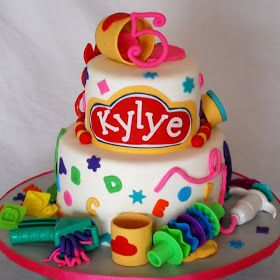 CakeFilley: Play Doh Theme