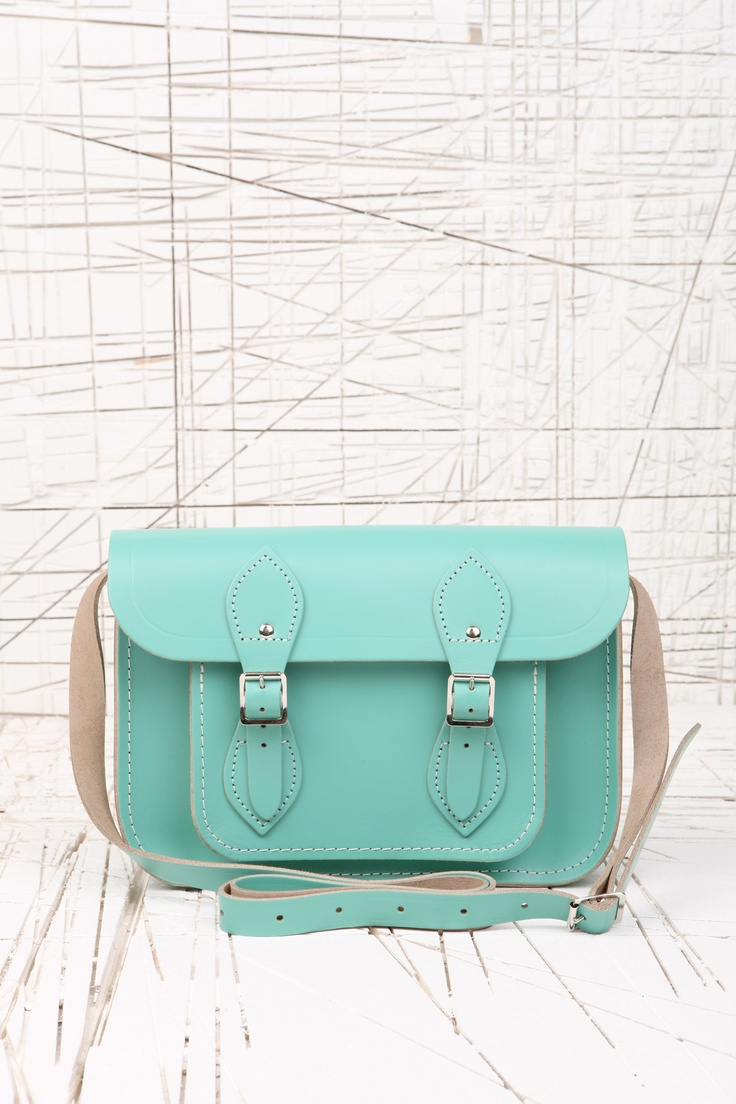Cambridge Satchel Company Mint 11 Inch Satchel at Urban Outfitters