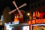 Finally off to the Moulin Rouge on the Sunday night. I lived in Paris for a year but never did this before (well, I was a student at the time). £84.75 per person for Show + 1/2 bottle of Champagne