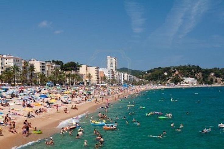 LLoret de Mar, Spain My husband and I spent 2 fantastic weeks here GORGEOUS!!!!?!