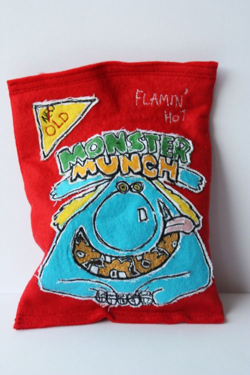 Monster Munch by Holly Levell