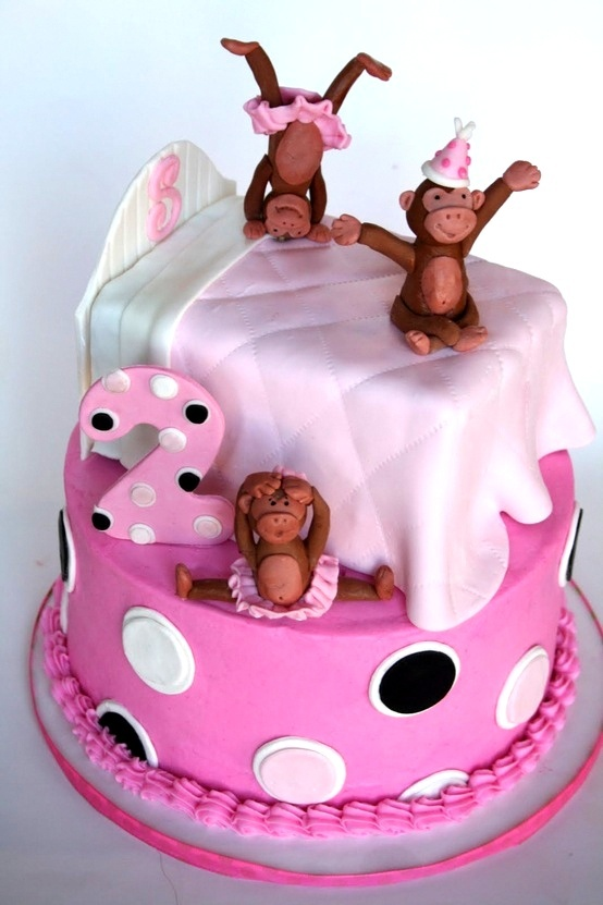 14 Best Monkey Birthday Party For Girls Images On