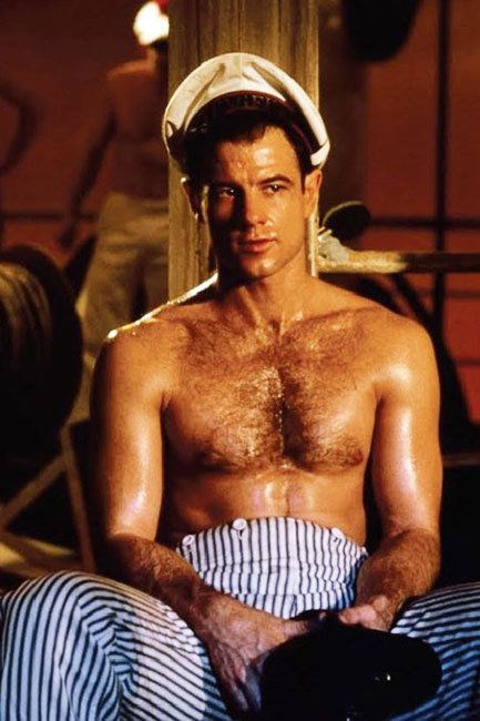 Brad Davis: This stunner who died of AIDS in the early '80s never got a chance to become as famous as he should have. Rainier Werner Fassbinder's homoerotic classic 'Querelle' will immortalize him forever.