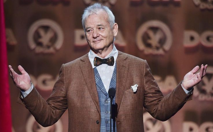 The legend of Bill Murray: why we could all learn from Hollywood's coolest man