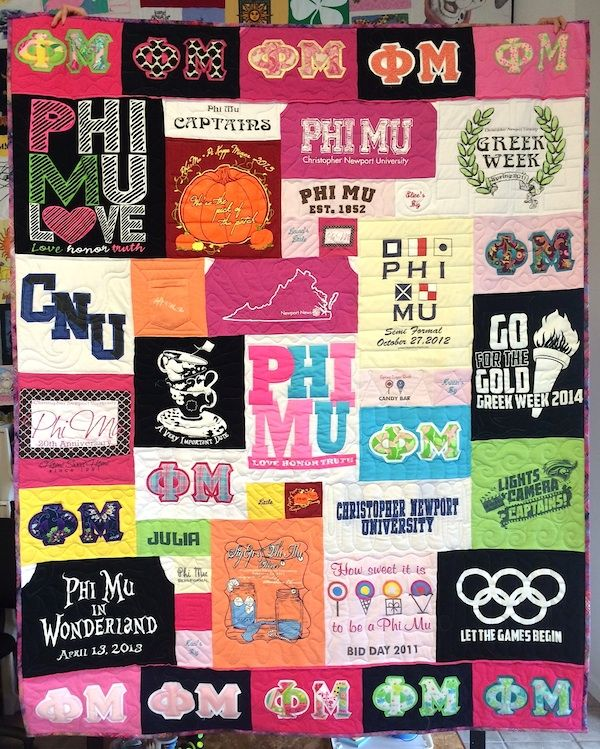 Planning a to have a quilt made from your T-shirts? Read about the different T-shirt quilt styles, levels of quality and cost considerations here.