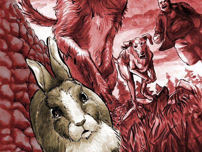 The Warren by Bully Pulpit Games — Kickstarter