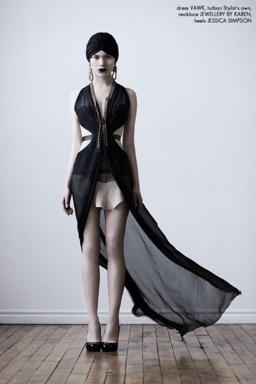 Она - волна / Портфолио / Модный сайт о стильной переделке одежды и интерьера