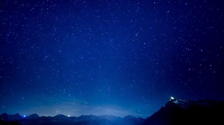 Como fotografar o céu estrelado : Dicas de Fotografia - ISO 1000   10mm   f/3.5   30seg foto por Claudia Regina