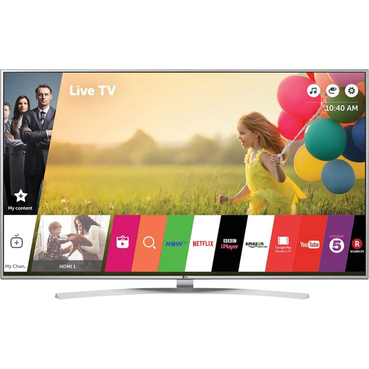 """LG 65UH770V 65"""" Freeview HD Smart 4K Ultra HD with HDR TV Review"""