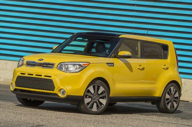 2015 Kia Soul - Kia Soul getting turbo power, possible AWD