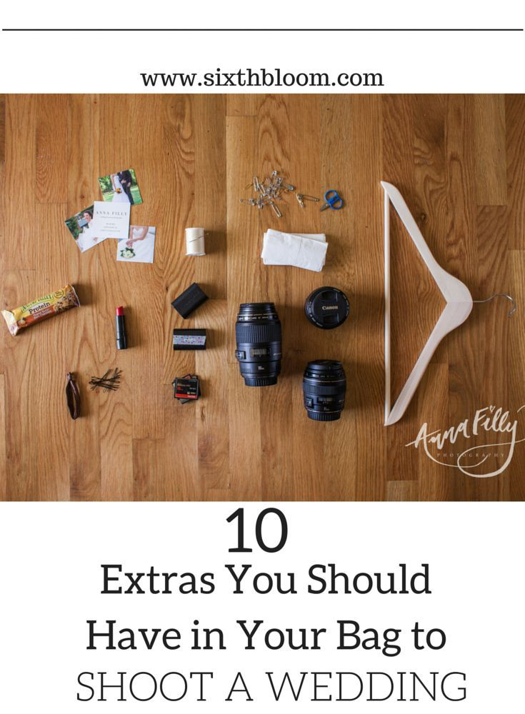 Photography Tips |In your Bag for Shooting A Wedding, Wedding Photography Tips, Wedding Photography Advice