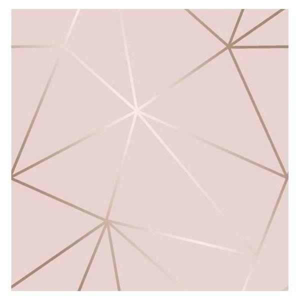 Baby Girl Bedroom Wallpaper I Love Wallpaper Zara Shimmer Metallic Geometric Wallpaper
