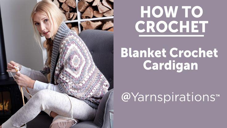 How to Crochet A Cardigan: Coziest Crochet Cardigan