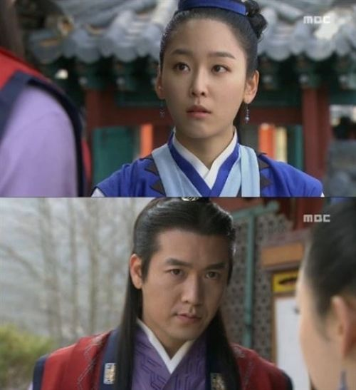 ep 50. During the search for Crown Princess