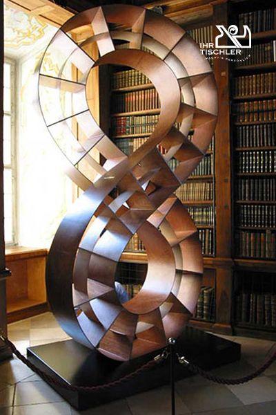Inspirierende Ideen Fur Haus Bibliothek. bibliothek im treppenhaus ...