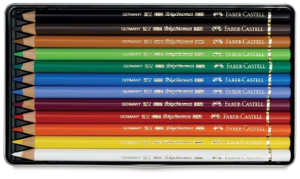 fabercastell polychromos pencils and sets mit bildern