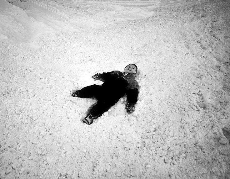 Snjór by Kristinn Gudlaugsson on 500px