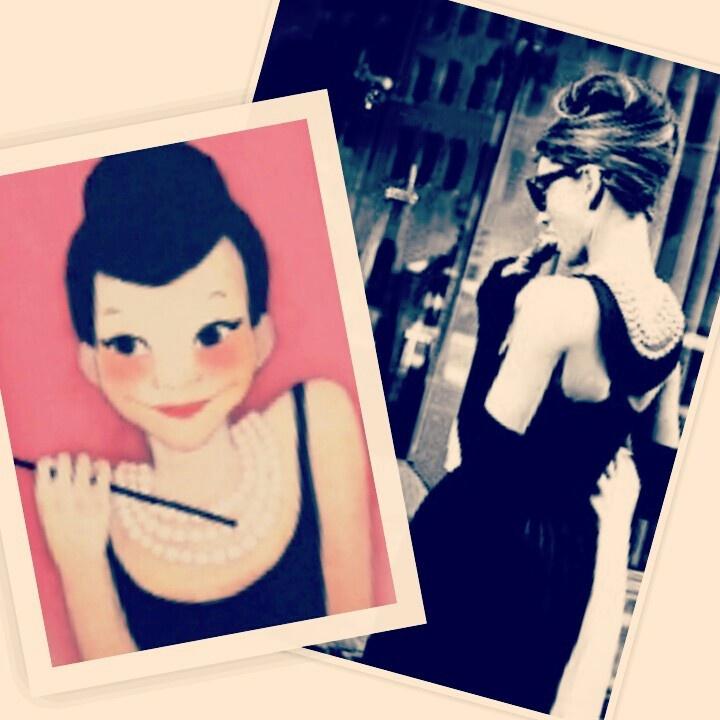 Youk shim won love Audrey