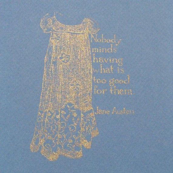 Jane Austen #quotes